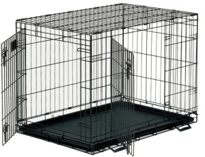 Crate training method seems to be the best way to train your puppy