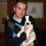 Chester, the Tale of a Springer Spaniel puppy