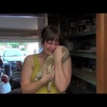 A Surprise Pug Puppy – Priceless Reaction