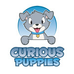 Our New Curious Puppies Logo